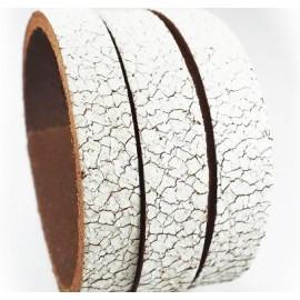 Кожаный широкий яркий премиум браслет Тенерифе