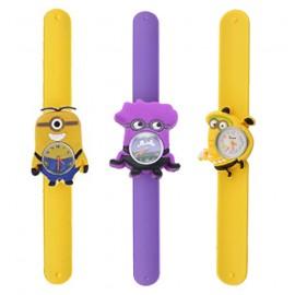 Детские модные наручные часы Миньоны